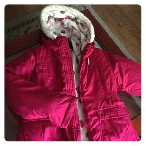 Winter Coat Size 10
